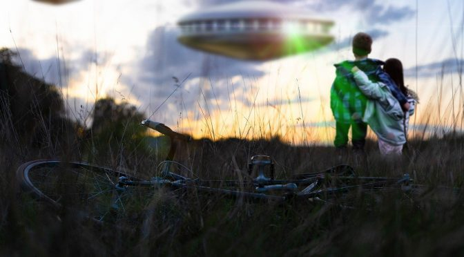 Abductions bei Kindern (1) – Verhalten der Aliens